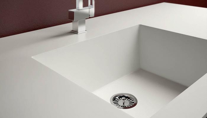 Corian Sinks  UK Worktops Direct # Wasbak Hi Macs_145319