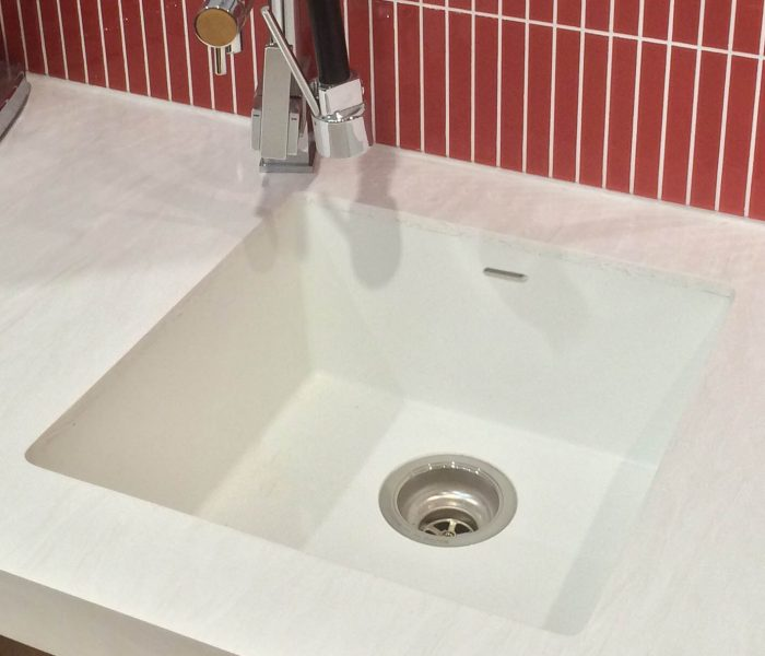 Corian Sink - Spicy 965