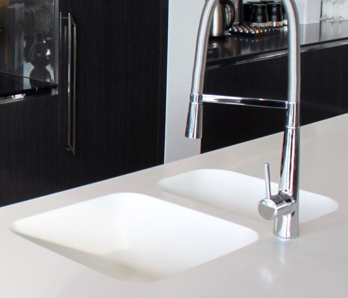 Smooth 873 Corian Sink