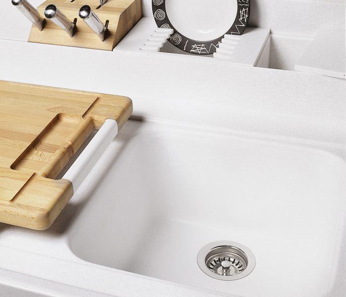 Sweet 805 Corian Sink